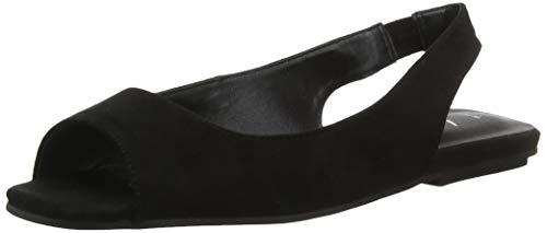 New Look Janina, Zapatos de tacón con Punta Abierta para Mujer, Negro (Black 1), 39 EU