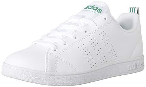 adidas Vs Advantage Cl Zapatillas de Deporte, Trace Cargo/Cloud White/Raw Khaki, 38 EU, Color, Talla 37 EU