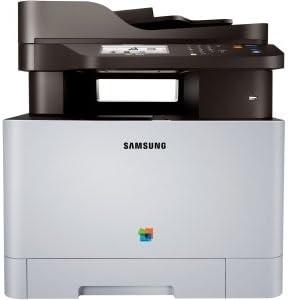 Samsung Xpress C1860FW Laser Multifunction Printer - Color - Plain Paper Print - Desktop - Copier/Fax/Printer/Scanner - 19 ppm Mono/19 ppm Color Print - 9600 x 600 dpi Print - 19 cpm Mono/19 cpm Color Copy - Touchscreen - 1200 dpi Optical Scan - Manual Du
