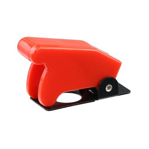 Schalterabdeckung, Abdeckkappe, Schutzkappe für Schalter, ROT, (Kill-Switch-Cowl Red)