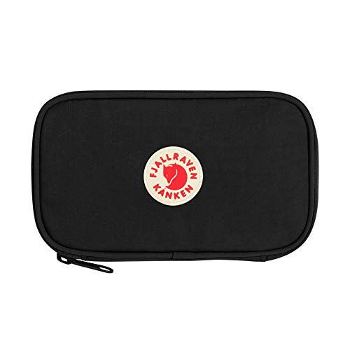 Fjallraven Kånken Travel Wallets and Small Bags, Black, OneSize