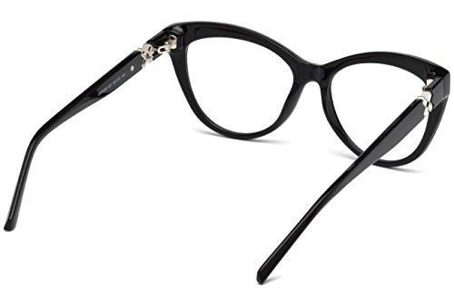 Swarovski SK5226 C52 001 (shiny black /) Brillengestelle