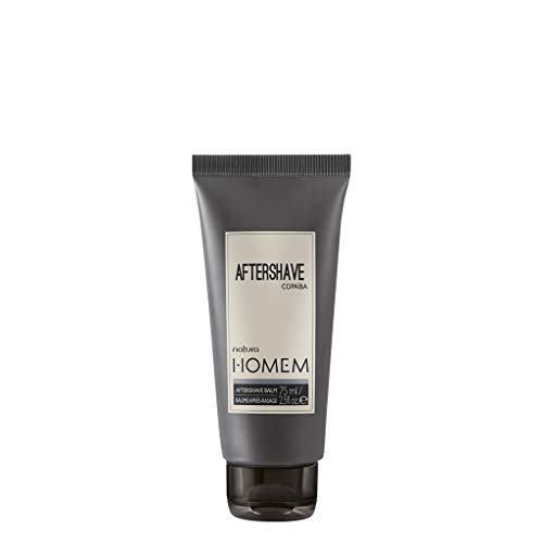 After-Shave Balsam Copaiba - Natura Homem - 75ml
