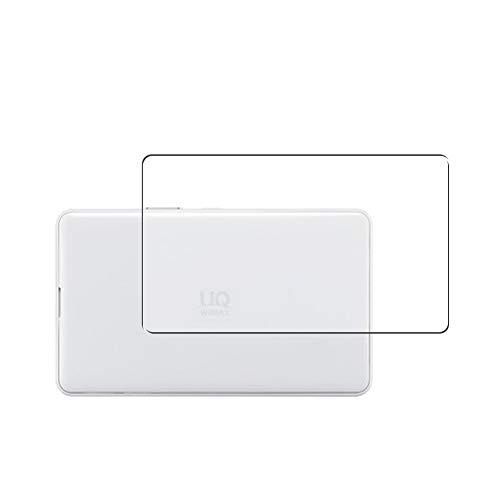 二枚 Sukix 背面保護フィルム 、 Wi-Fi WALKER WiMAX2+ NAD11 向けの TPU 保護フィルム 背面 フィルム スキンシール 背面保護 背面フィルム (非 ガラスフィルム 強化ガラス ガラス ケース カバー ) 修繕版