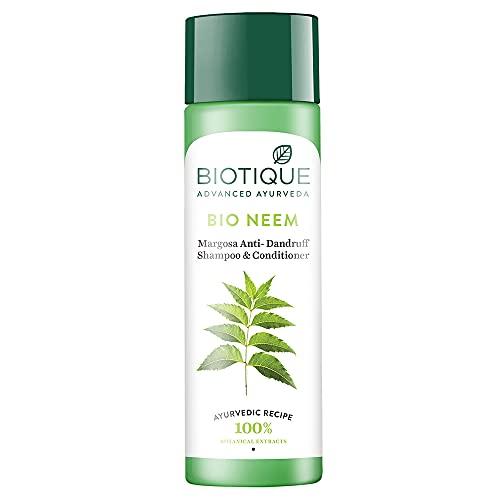 Biotique Bio Neem Margosa Anti Dandruff Shampoo...
