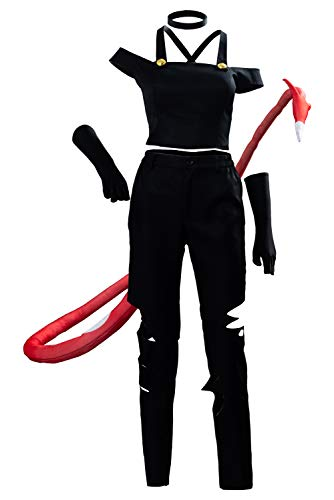 Bilicos Millie Helluva Boss Hotel Outfit Cosplay Kostüm Damen S