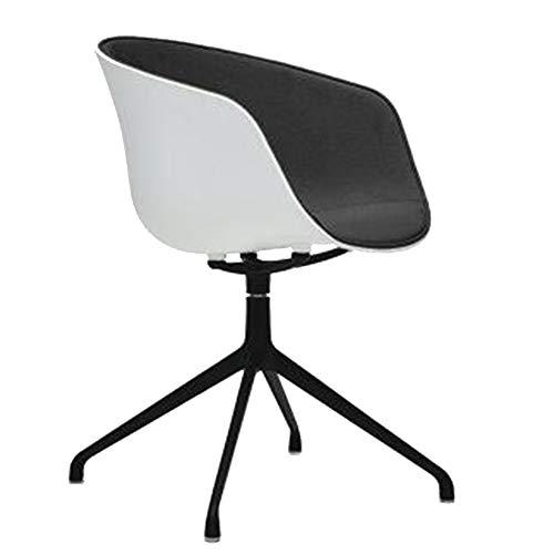 QIDI Chaise d'ordinateur Nordique, Simple et Moderne, Chaise Longue à Domicile, Chaise Multi-Fonctionnelle créatif, Chaise d'étude, Chaise Patron, Chaise pivotante de Bureau.
