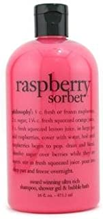 Best philosophy raspberry sorbet shower gel Reviews
