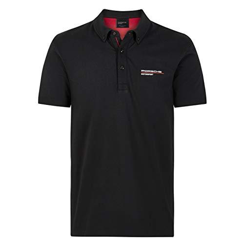 Unbekannt Porsche Motorsport Poloshirt schwarz, schwarz, XX-Large