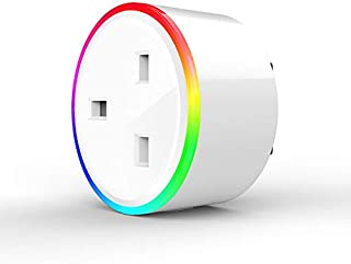 Wifi Smart Plug for home automation compatible with Alexa, Google Home, IFTTT