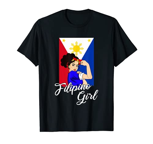 Filipino Girl funny filipino pinoy T-Shirt