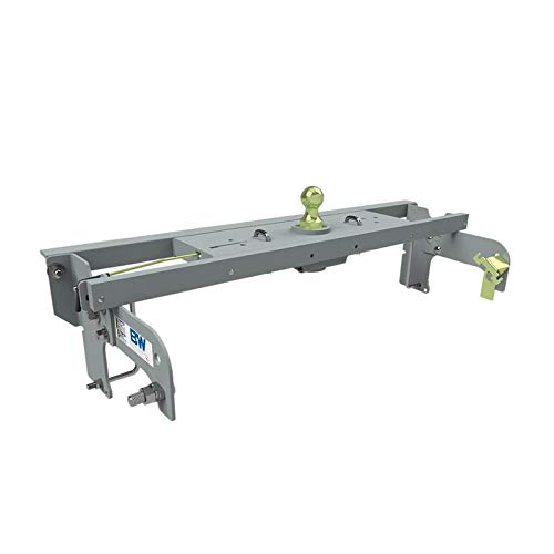 B&W Trailer Hitches 1067 Chevrolet and GMC Gooseneck Hitch