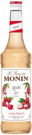 Le Sirop de Monin Litchi Sirup 0,7l