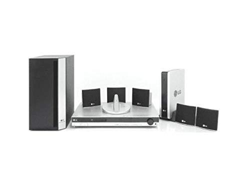 LG LH WH 360 SE Heimkino-System (DivX-Zertifiziert) schwarz/Silber