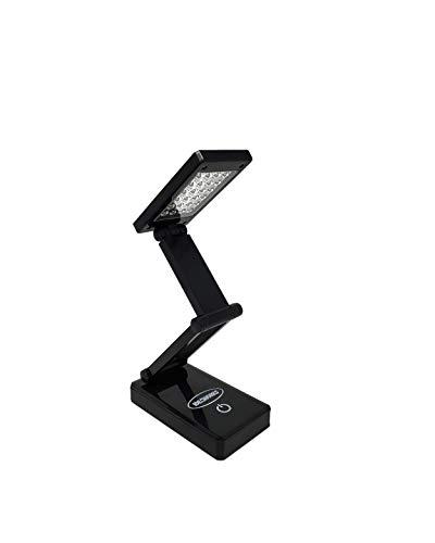 Super Bright Portable Desk lamp - Black