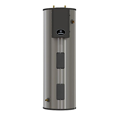 Westinghouse 80 Gal. Lifetime 5500-Watt Electric Water Heater with Durable 316 l Stainless Steel...