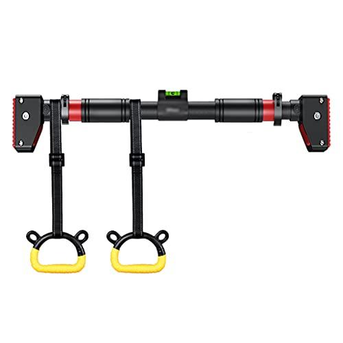 Musculación Barras horizontales para el hogar Barras horizontales para Puertas dominadas Anillos de Estiramiento sin Golpes Equipos de Fitness