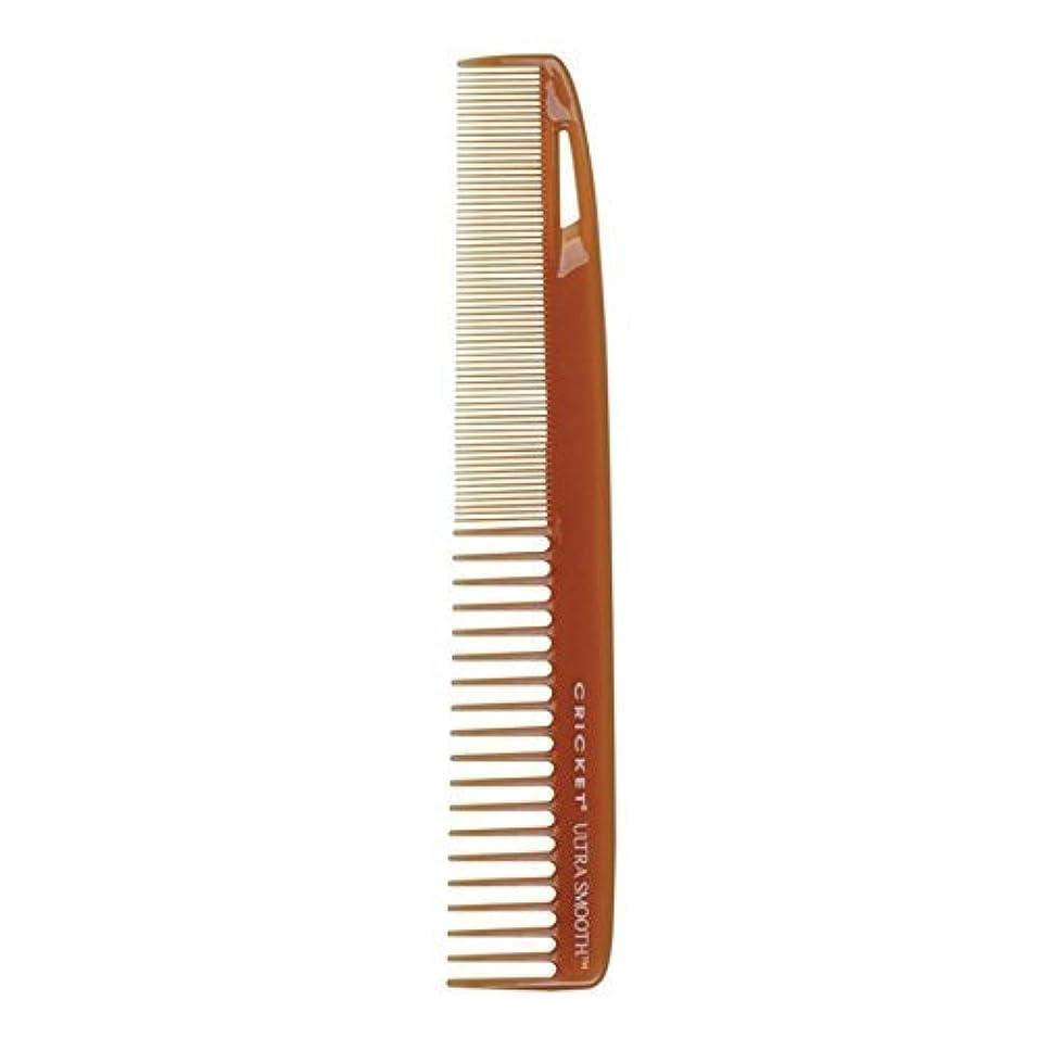 中央パイプラインにんじんCricket Ultra Smooth All Purpose Comb 20 [並行輸入品]