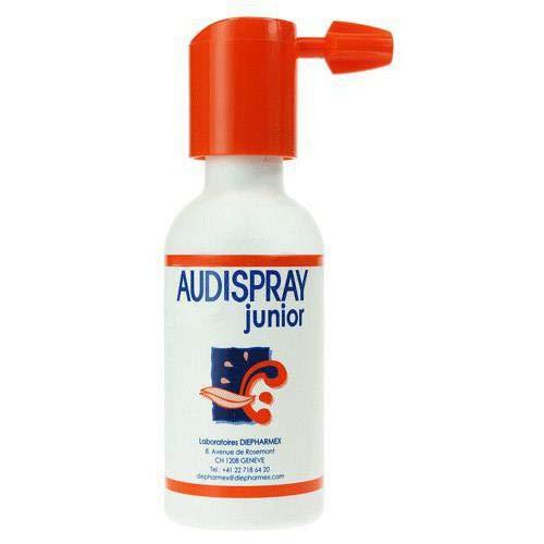 Audispray Junior Spray senza Gas Igiene Orecchie - 25 ml