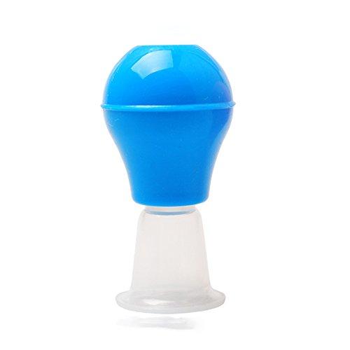 Ogquaton Silikon Nippel Orthetik Pumpe Corrector Puller Retraktionsnippel Gesundheitswesen Massage Werkzeuge für Inverted und Flat Nipple Pink