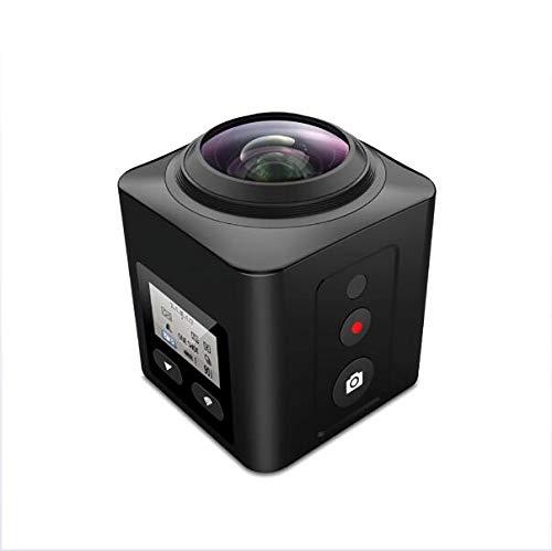 V1 Panorama 360 Degree Camera HD 4K Waterproof Sports DV WiFi Mini VR Virtual Reality Camera,A