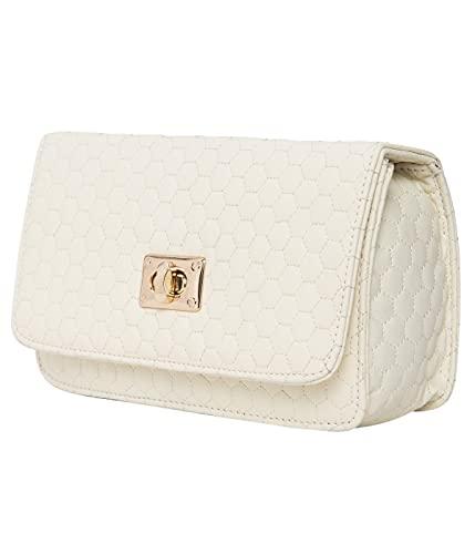 ADISA Women's Sling Bag (SL5067-CRE_Off White)