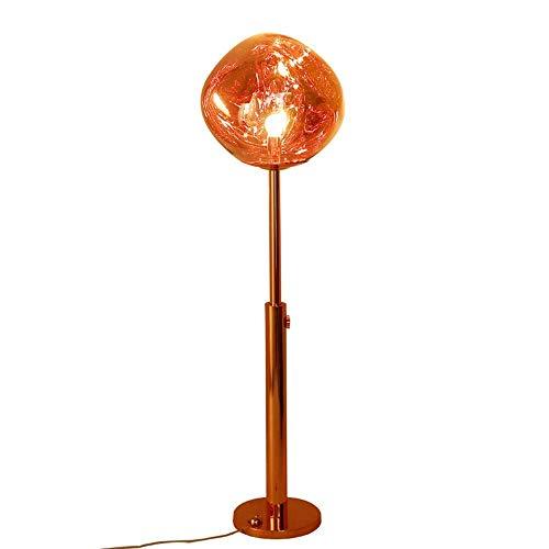 OKMIJN Lámpara De Mesa De Lava Led Lámpara De Mesa De Sala De Estar para El Hogar Lámpara De Pie Cálida Lámpara De Mesa De Dormitorio De Estudio Moderno Simple