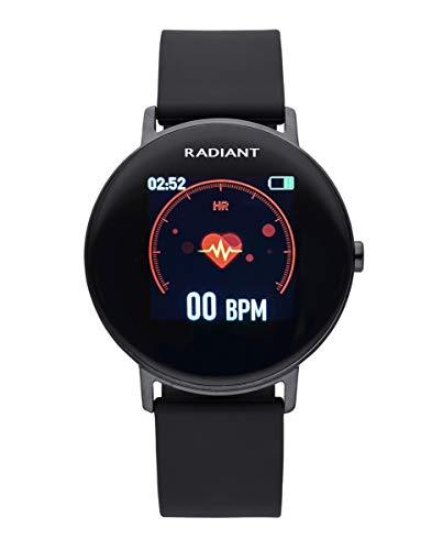 Reloj Smart de Radiant. Colección Wall Street. Reloj Gris...