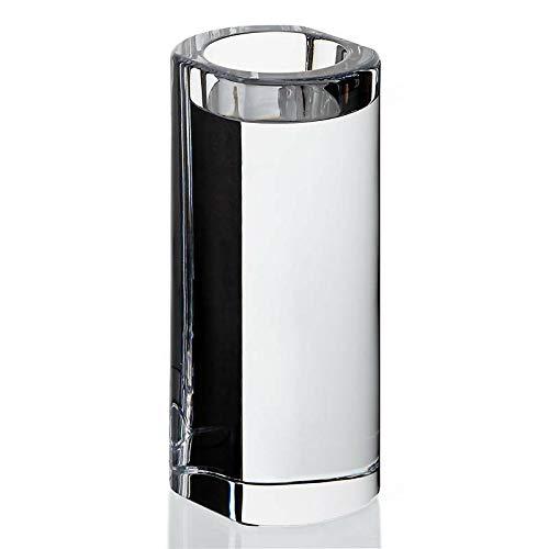Teelichthalter Kerzenhalter Kerzenständer 14 cm Bleikristall Glas massiv
