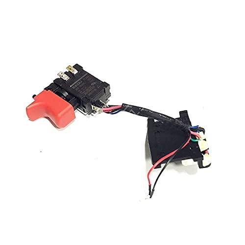 SDUIXCV Gatillo Interruptor para Taladro de percusión Bosch GSR 180-LI GSB 140-LI GSR140-LI GSB140-LI GSR 180-LI GSB 180-LI GSR180-LI GSB180-LI (Color : 140-LI)