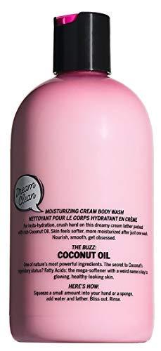 Victoria's Secret PINK Coco Wash Coconut Oil Moisturizing Cream Body Wash 12 oz
