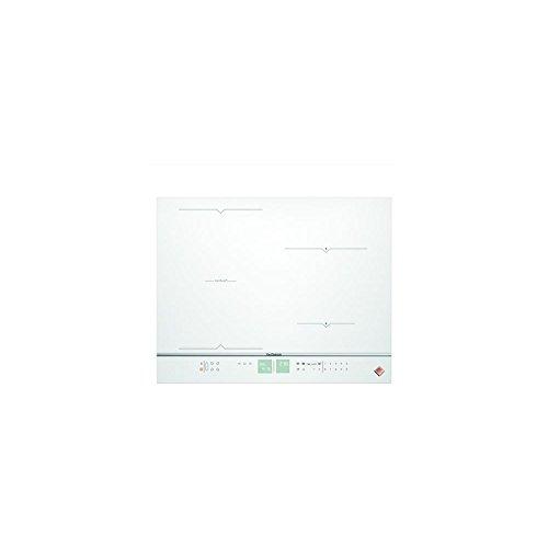 De Dietrich DPI7686WP hobs Blanco Integrado Con - Placa (Blanco, Integrado, Con placa de inducción, 2400 W, Alrededor, 16 cm)