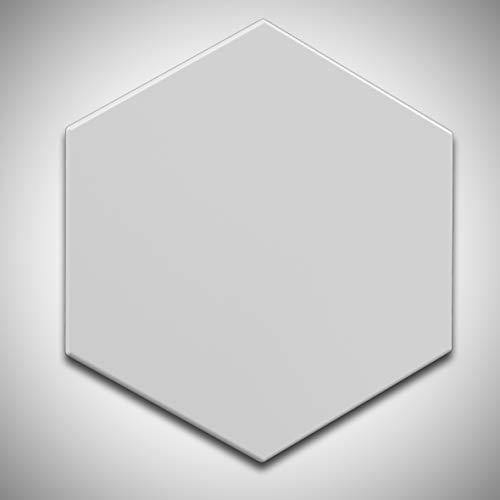 3D Wall Norm WHITE | Beeindruckende Wandverkleidung in 3D-Look für Küche, Wohnzimmer, Flur und Büroräume