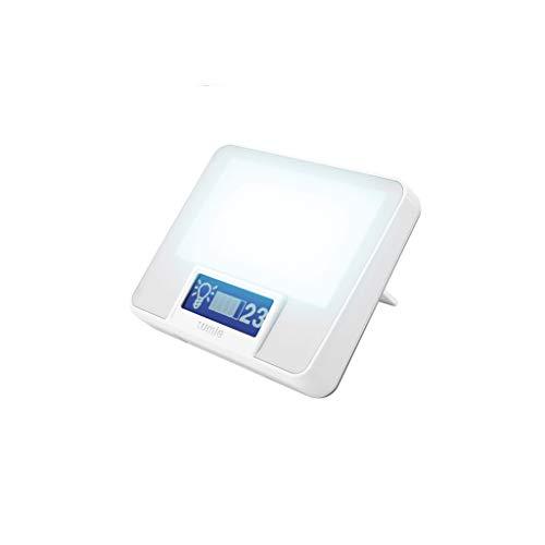 Lumie Zest - Tageslichtlampe, Lichtdusche und Lichtwecker Kombinationslichttherapie