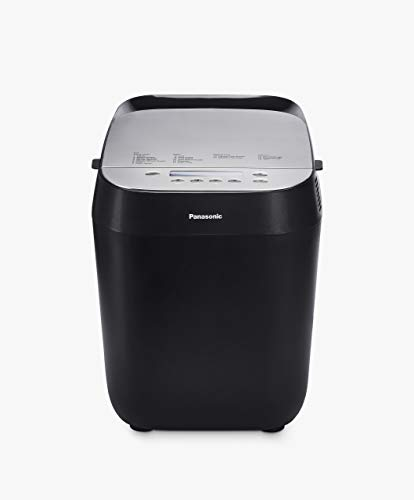 Panasonic SD-ZP2000KST Bread Maker, Black, SD-ZP2000KST