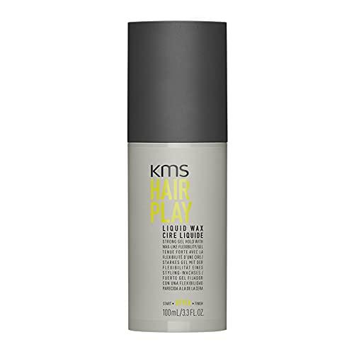 KMS Hairplay Liquid Wax, 3.3 Ounce