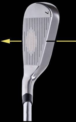 #3 Hollow Head Driving Iron