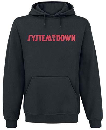 System of A Down Liberty Bandit Männer Kapuzenpullover schwarz XL