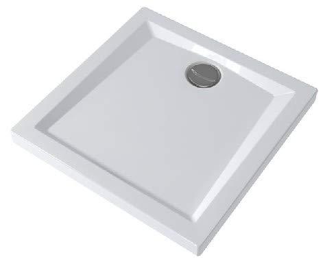 Piatto doccia quadrato Pozzi Ginori 80x80 cm