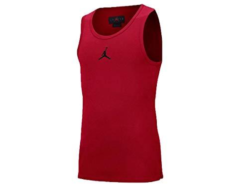 Nike M J 23alpha Buzzer Beater Tank Top/Singlet Herren S rot/schwarz (Gym Red/Black)