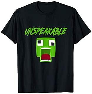 Fan Unspeakable Tshirt Hot Tee Gamer Love Gift T-shirt, Unisex Hoodie, Sweatshirt For Mens Womens Ladies Kids