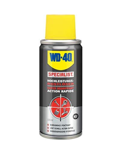 WD-40 Specialist Hochleistungs-Rostlöser, 100ml