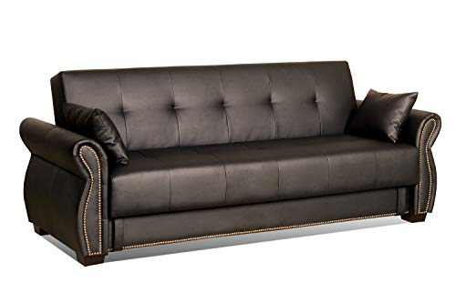 Serta SA-AVO-JB-Set Dream Convertible Seville Sofa with...