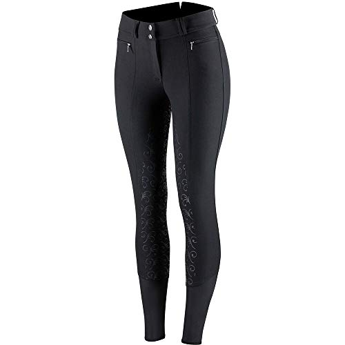 Product Image 3: HORZE Women's Angelina Full Seat Breeches – Silicone Grip
