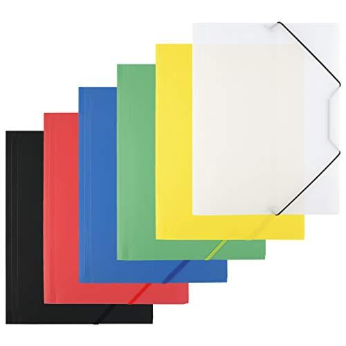 D.RECT 6 Stück (1 Stück pro Farbe 6x1)...