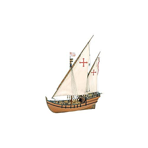 Artesanía Latina 22410. Maqueta de Barco en Madera Carabela La Niña 1/65