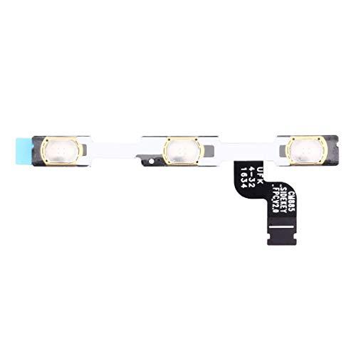 YANCAI Repuestos para Smartphone Cable Flexible de botón de Encendido y botón de Volumen de para Xiaomi Redmi Note 4 Flex Cable