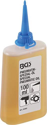 BGS 9460 | Pneumatik-Spezial-Öl | 100 ml | Druckluft-Öl