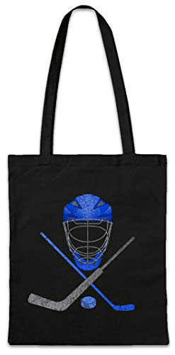 Urban Backwoods Ice Hockey Tools Boodschappentas Schoudertas Shopping Bag