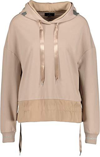 MONARI Damen Sweatshirt 405293, Grössen:36, Farben:Cappuccino